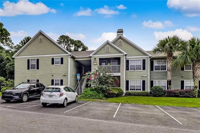 31010 Paradise Commons #423, Fernandina Beach, FL 32034 (MLS #96129) :: Berkshire Hathaway HomeServices Chaplin Williams Realty
