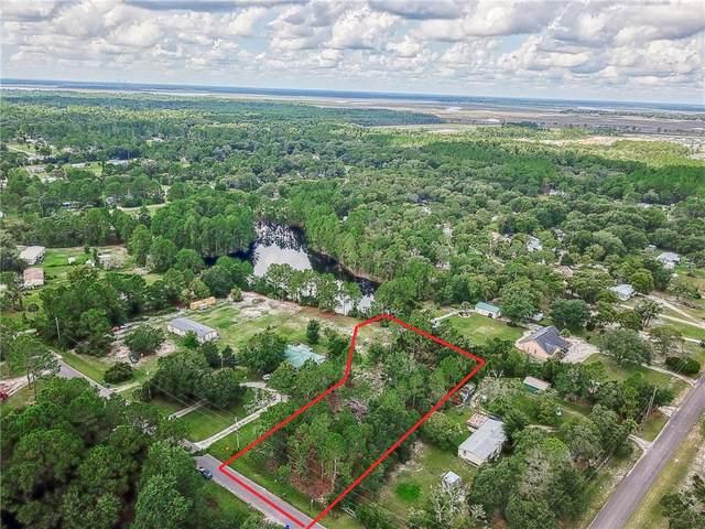 0 Hendricks Road, Fernandina Beach, FL 32034 (MLS #96198) :: Berkshire Hathaway HomeServices Chaplin Williams Realty