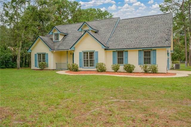 940775 Old Nassauville Road, Fernandina Beach, FL 32034 (MLS #96292) :: Berkshire Hathaway HomeServices Chaplin Williams Realty