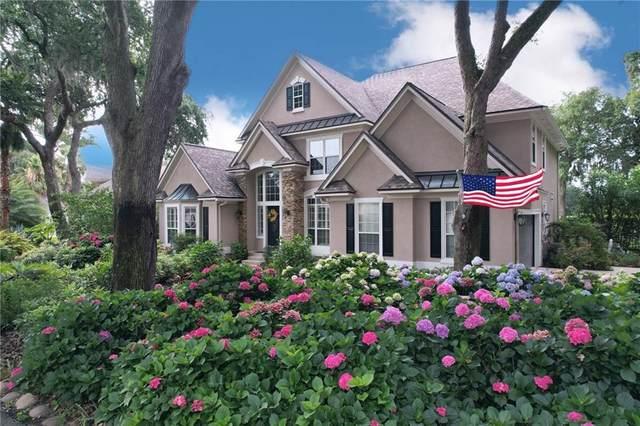 1586 Regatta Drive, Fernandina Beach, FL 32034 (MLS #96319) :: Berkshire Hathaway HomeServices Chaplin Williams Realty
