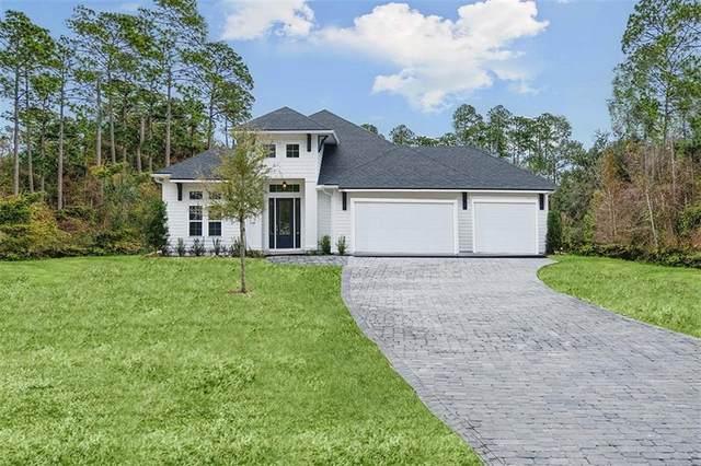 85421 Stonehurst Parkway, Fernandina Beach, FL 32034 (MLS #96335) :: Berkshire Hathaway HomeServices Chaplin Williams Realty
