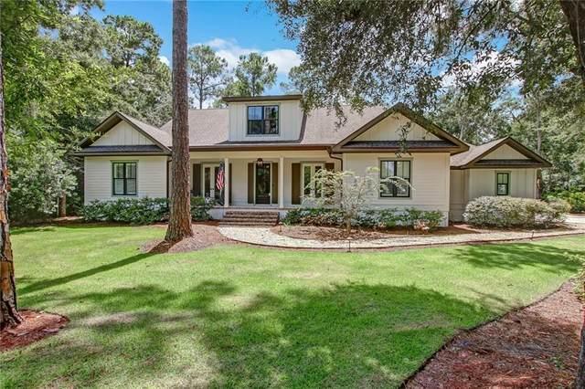 96175 Brady Point Road, Fernandina Beach, FL 32034 (MLS #96362) :: Berkshire Hathaway HomeServices Chaplin Williams Realty