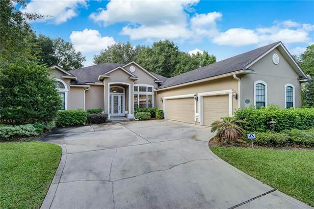 85278 Shinnecock Hills Drive, Fernandina Beach, FL 32034 (MLS #96374) :: Berkshire Hathaway HomeServices Chaplin Williams Realty