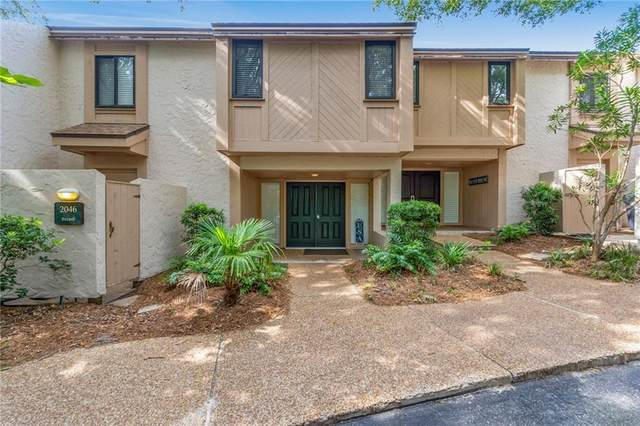 2046 Beach Wood Road, Fernandina Beach, FL 32034 (MLS #96440) :: Berkshire Hathaway HomeServices Chaplin Williams Realty