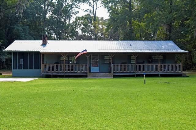 45077 Clemmons Road, Callahan, FL 32011 (MLS #96474) :: Berkshire Hathaway HomeServices Chaplin Williams Realty