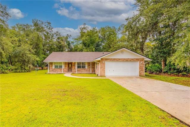 37116 Lee Street, Hilliard, FL 32046 (MLS #96546) :: Berkshire Hathaway HomeServices Chaplin Williams Realty