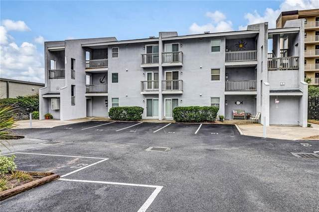 3200 S Fletcher Avenue C-3, Fernandina Beach, FL 32034 (MLS #96571) :: Berkshire Hathaway HomeServices Chaplin Williams Realty
