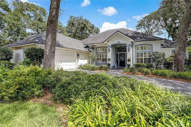 95076 Captains Way, Fernandina Beach, FL 32034 (MLS #96575) :: Engel & Völkers Jacksonville