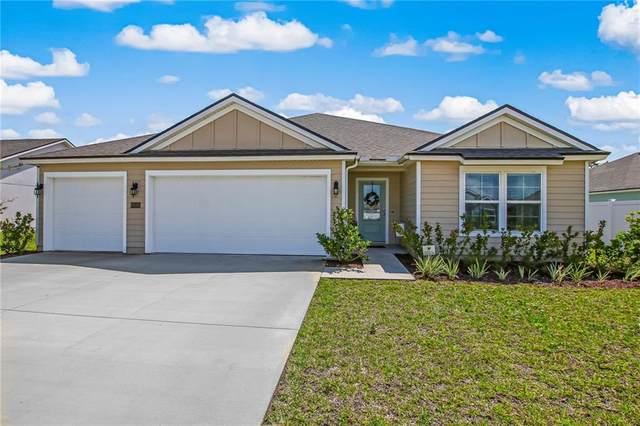 95391 Creekville Drive, Fernandina Beach, FL 32034 (MLS #96592) :: Engel & Völkers Jacksonville