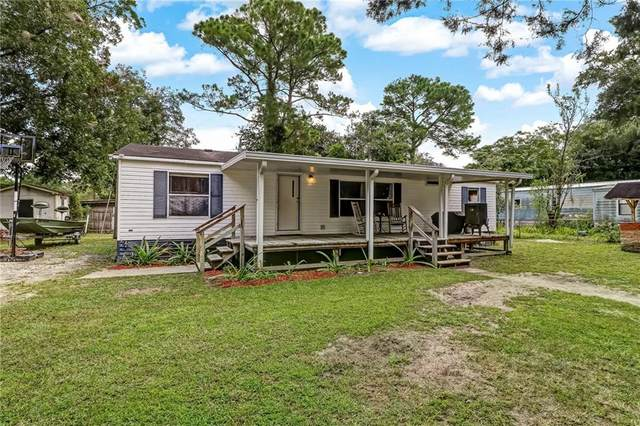 86064 Jones Road, Yulee, FL 32097 (MLS #96610) :: Berkshire Hathaway HomeServices Chaplin Williams Realty