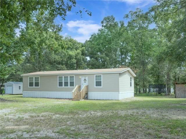 86036 Jean Road, Yulee, FL 32097 (MLS #96651) :: Berkshire Hathaway HomeServices Chaplin Williams Realty