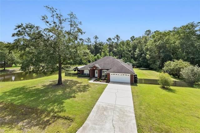 54206 Jamie Drive, Callahan, FL 32011 (MLS #96653) :: Berkshire Hathaway HomeServices Chaplin Williams Realty
