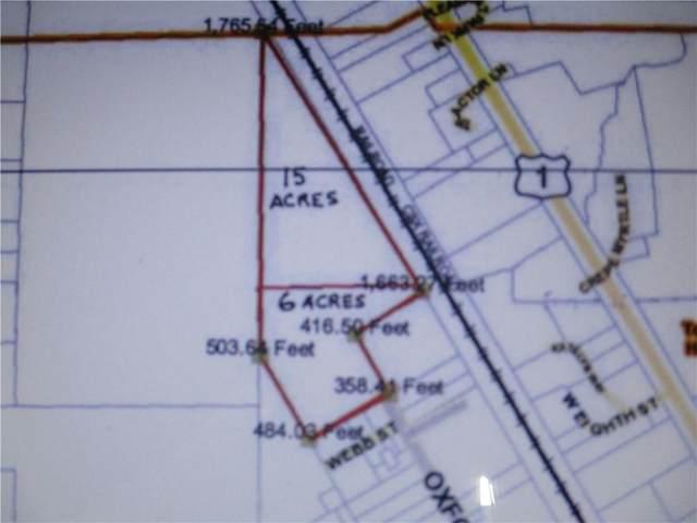 000 Oxford Street, Hilliard, FL 32046 (MLS #96673) :: Berkshire Hathaway HomeServices Chaplin Williams Realty