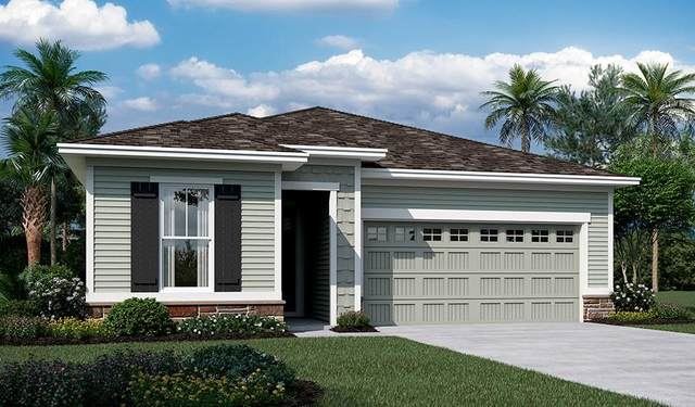 75920 Saffron Lane, Yulee, FL 32097 (MLS #96731) :: Berkshire Hathaway HomeServices Chaplin Williams Realty
