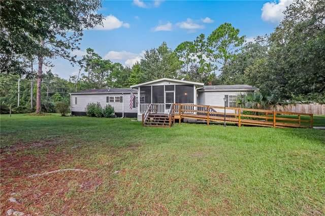 85599 Lonnie Crews Road, Fernandina Beach, FL 32034 (MLS #96769) :: Berkshire Hathaway HomeServices Chaplin Williams Realty
