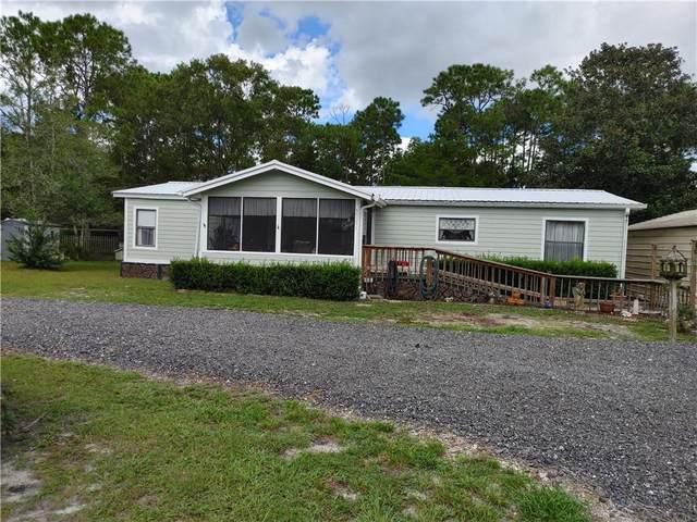 85291 Tinya Road, Yulee, FL 32097 (MLS #96780) :: Berkshire Hathaway HomeServices Chaplin Williams Realty