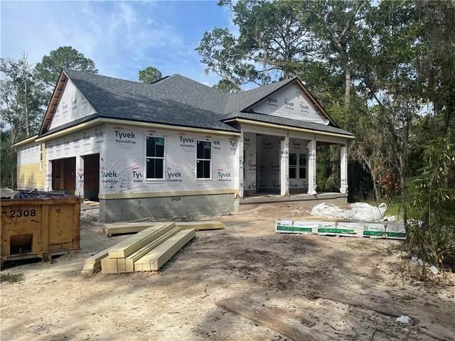 95321 Shell Midden Lane, Fernandina Beach, FL 32034 (MLS #96876) :: Berkshire Hathaway HomeServices Chaplin Williams Realty