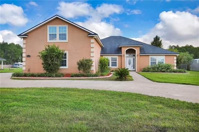 55188 Peaceful Trail, Callahan, FL 32011 (MLS #96886) :: Berkshire Hathaway HomeServices Chaplin Williams Realty
