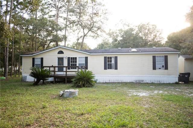 85363 David Road, Yulee, FL 32097 (MLS #96890) :: Berkshire Hathaway HomeServices Chaplin Williams Realty