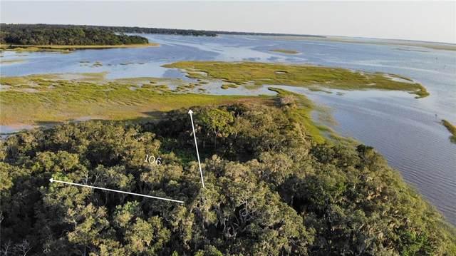 160 Crane Island Drive, Fernandina Beach, FL 32034 (MLS #96891) :: Berkshire Hathaway HomeServices Chaplin Williams Realty
