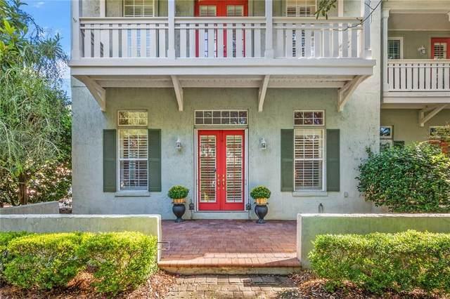1533 Geddes Lane, Fernandina Beach, FL 32024 (MLS #96913) :: The DJ & Lindsey Team