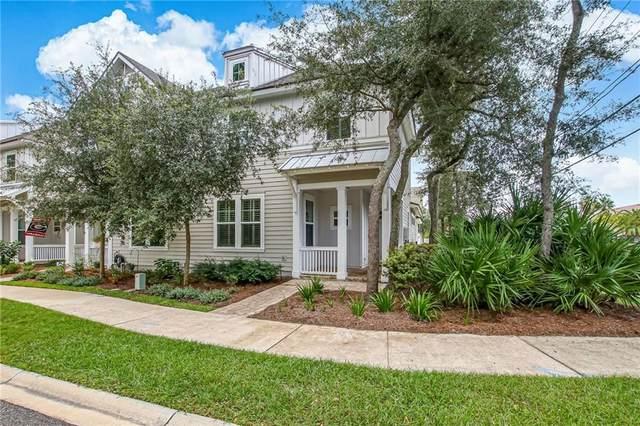 1411 Coastal Oaks Drive, Fernandina Beach, FL 32034 (MLS #96940) :: The DJ & Lindsey Team