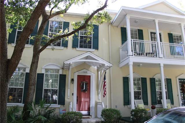 1584 Park Lane, Amelia Island, FL 32034 (MLS #96995) :: The DJ & Lindsey Team