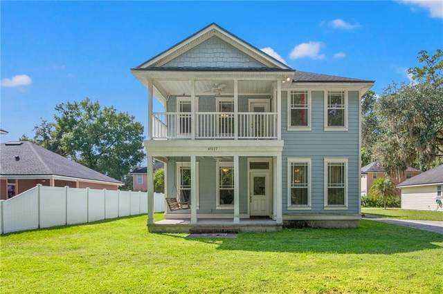 45117 Booth Street, Callahan, FL 32011 (MLS #96999) :: Berkshire Hathaway HomeServices Chaplin Williams Realty