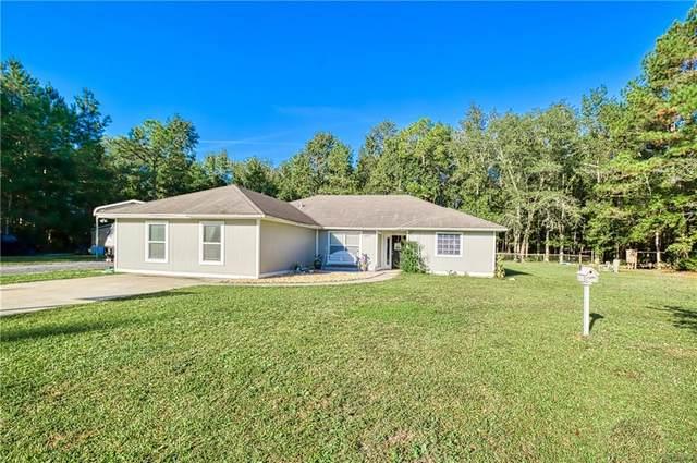 44051 Little Sweetgum Lane, Callahan, FL 32011 (MLS #97054) :: Berkshire Hathaway HomeServices Chaplin Williams Realty