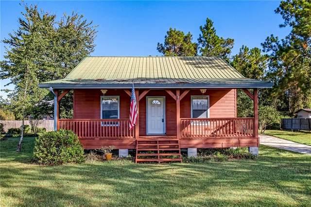 27222 W Tenth Avenue, Hilliard, FL 32046 (MLS #97059) :: Berkshire Hathaway HomeServices Chaplin Williams Realty