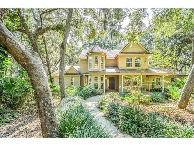 3608 Via Del Mar Road, Fernandina Beach, FL 32034 (MLS #74802) :: Berkshire Hathaway HomeServices Chaplin Williams Realty