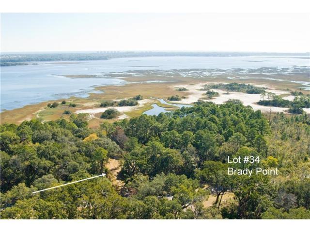 Lot 34 Brady Point, Fernandina Beach, FL 32034 (MLS #78611) :: Berkshire Hathaway HomeServices Chaplin Williams Realty