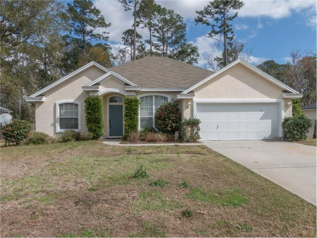 86634 Riverwood Drive, Yulee, FL 32097 (MLS #79494) :: Berkshire Hathaway HomeServices Chaplin Williams Realty