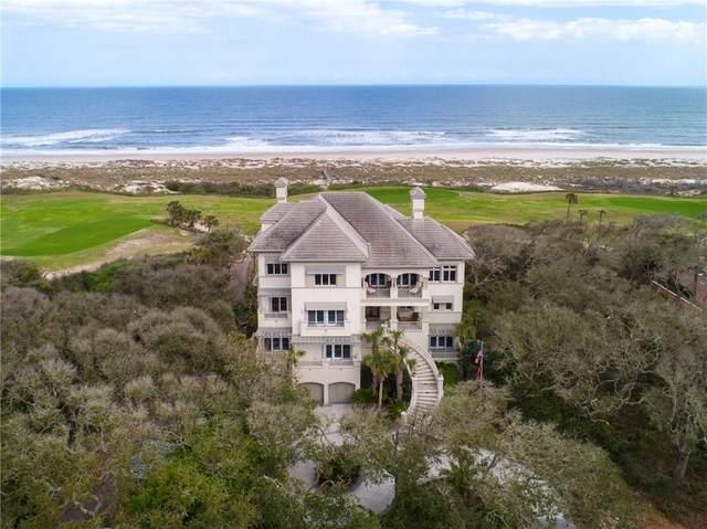 27 Ocean Club Drive, Fernandina Beach, FL 32034 (MLS #79688) :: Berkshire Hathaway HomeServices Chaplin Williams Realty
