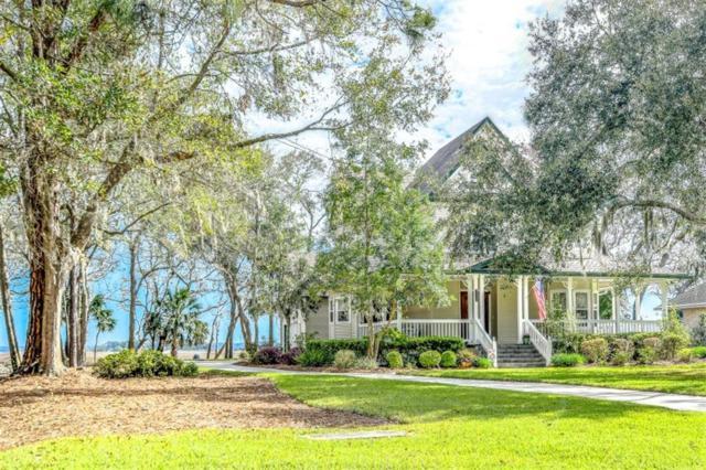 96251 Piney Island Drive, Fernandina Beach, FL 32034 (MLS #79749) :: Berkshire Hathaway HomeServices Chaplin Williams Realty