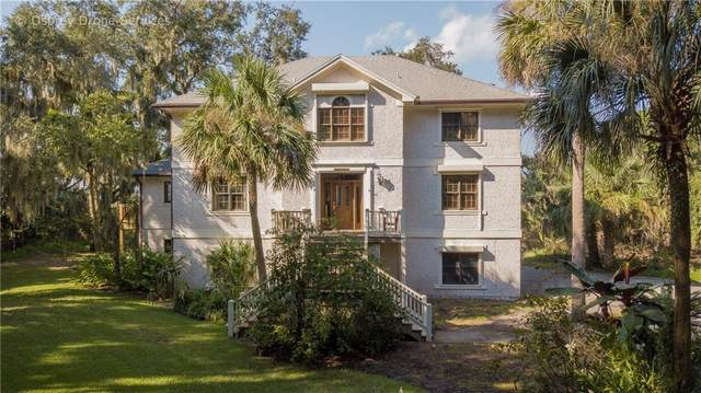 96229 Piney Island Drive, Fernandina Beach, FL 32034 (MLS #82342) :: Berkshire Hathaway HomeServices Chaplin Williams Realty