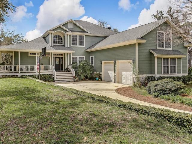 96295 Piney Island Drive, Fernandina Beach, FL 32034 (MLS #83307) :: Berkshire Hathaway HomeServices Chaplin Williams Realty