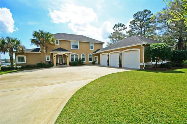96266 Dowling Drive, Yulee, FL 32097 (MLS #83411) :: Berkshire Hathaway HomeServices Chaplin Williams Realty