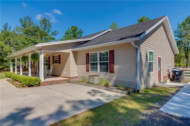 27450 Georgia Street, Hilliard, FL 32046 (MLS #86545) :: Berkshire Hathaway HomeServices Chaplin Williams Realty