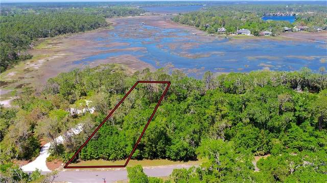 96090 Brady Point Road, Fernandina Beach, FL 32034 (MLS #87963) :: Berkshire Hathaway HomeServices Chaplin Williams Realty