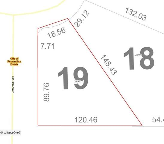 LOT 19 Landyns Circle, Fernandina Beach, FL 32034 (MLS #88307) :: Berkshire Hathaway HomeServices Chaplin Williams Realty