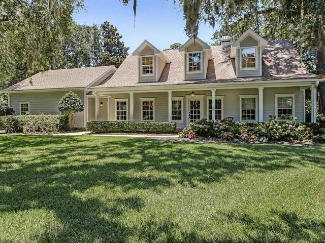 96215 Oyster Bay Drive, Fernandina Beach, FL 32034 (MLS #88385) :: Berkshire Hathaway HomeServices Chaplin Williams Realty