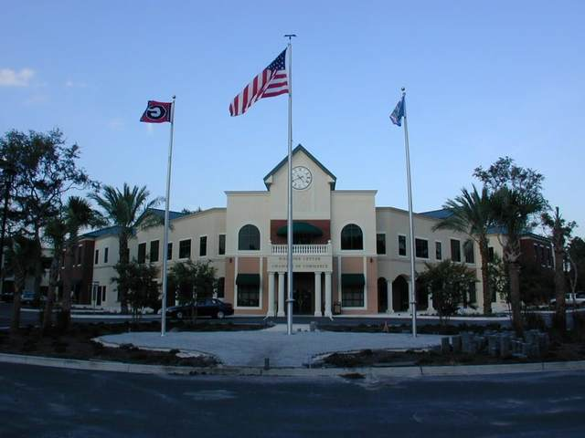 961687 Gateway Boulevard, Fernandina Beach, FL 32034 (MLS #88412) :: Berkshire Hathaway HomeServices Chaplin Williams Realty