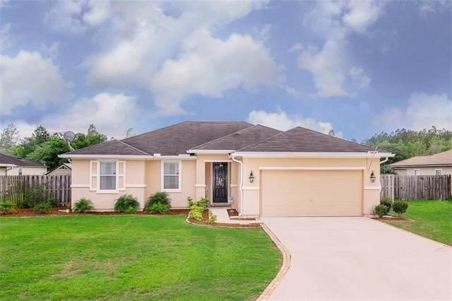 76073 Long Pond Loop, Yulee, FL 32097 (MLS #88721) :: Berkshire Hathaway HomeServices Chaplin Williams Realty