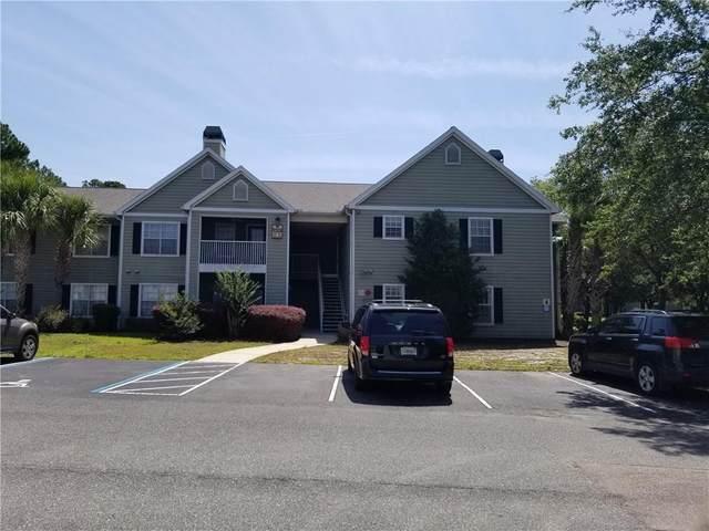 31010 Paradise Commons #421, Fernandina Beach, FL 32034 (MLS #90041) :: Berkshire Hathaway HomeServices Chaplin Williams Realty