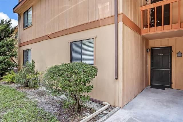 2700 Mizell Avenue 402A, Fernandina Beach, FL 32034 (MLS #90761) :: Berkshire Hathaway HomeServices Chaplin Williams Realty