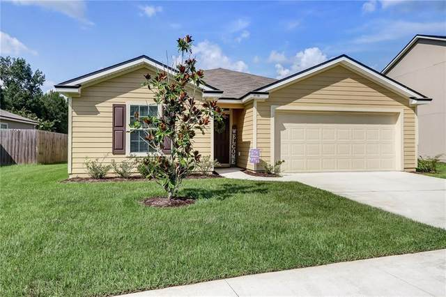 45190 Dutton Way, Callahan, FL 32011 (MLS #90942) :: Berkshire Hathaway HomeServices Chaplin Williams Realty