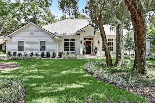 21 Harrison Creek Road, Fernandina Beach, FL 32034 (MLS #91030) :: Berkshire Hathaway HomeServices Chaplin Williams Realty