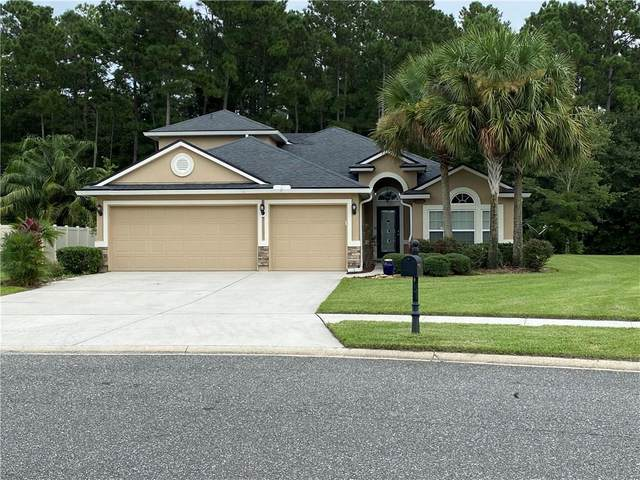 97046 Bluff View Circle, Yulee, FL 32097 (MLS #91177) :: Berkshire Hathaway HomeServices Chaplin Williams Realty