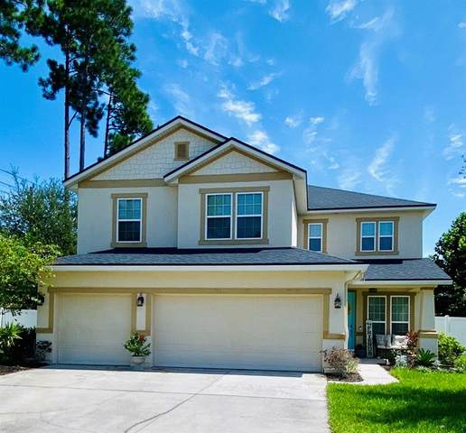 95100 Lilac Drive, Fernandina Beach, FL 32034 (MLS #91398) :: The DJ & Lindsey Team